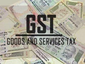 GST bill- budget 2017