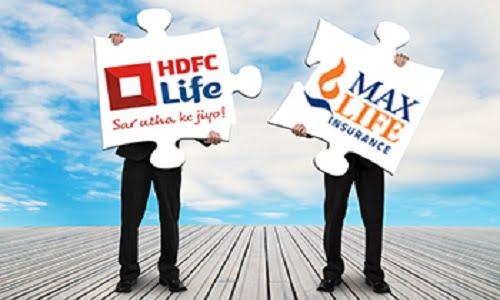 hdfc, maxlife merger