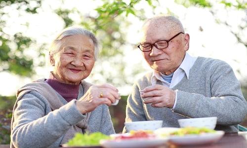 healthy retirement planning
