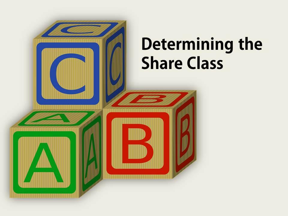 Share Class