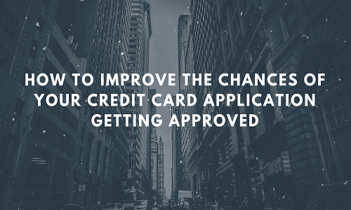 Credit Card Application Approved