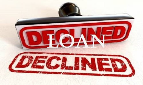 Avoid to Loan Application Rejection