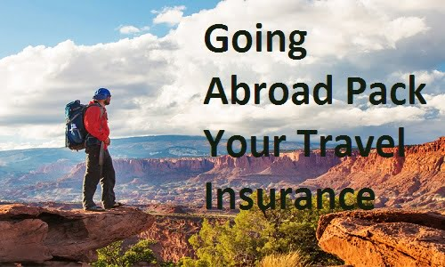 Pack in Your Travel Insurance