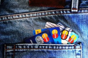 Fewer credit cards are always more