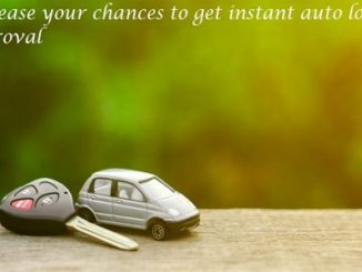 Getting Auto Loan Approved