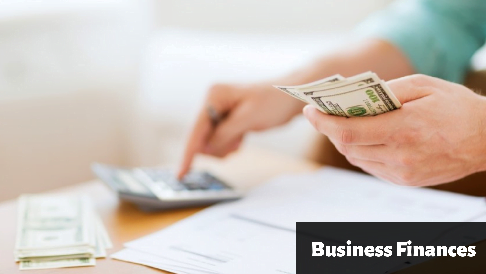 Invest significant time for Your Business Finances