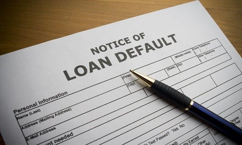 Personal Loan Defaulter