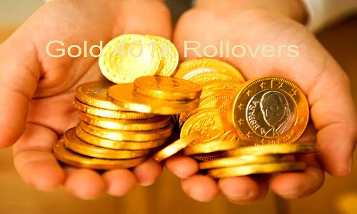 Gold 401k Rollovers